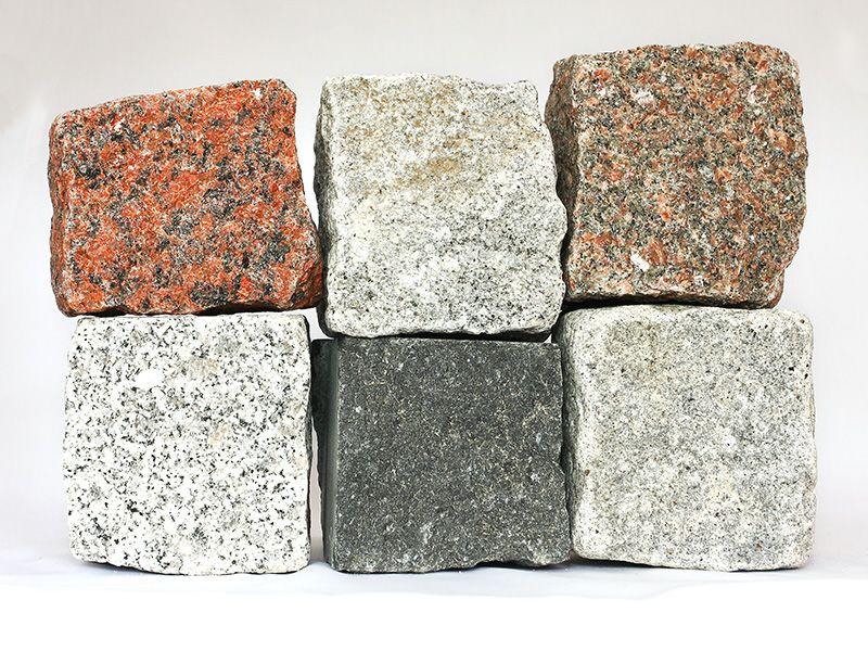 granit multicolor kleinpflaster. Black Bedroom Furniture Sets. Home Design Ideas